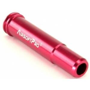 Airsoft pro nozzle métal double joint pour  scar h 38.4mm