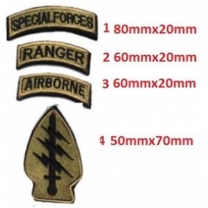 Patch  logo us air force ( od)
