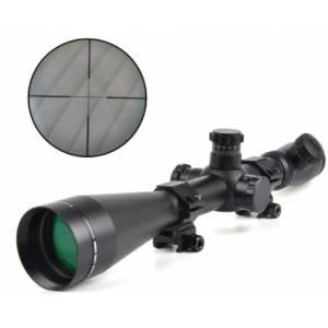 OT  lunette  M1E 6 -24 x50mm reticule rouge/vert