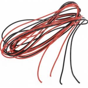 Câble  silicone avec section  2mm pour gear box aeg  1 metre