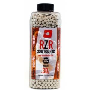 Billes RZR 0.30g BIO bouteille 3300 bbs - NUPROL