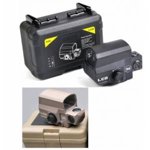OT LCO Tactique Red Dot Sight rouge/vert