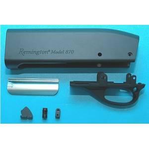 G&P Airsoft Shotgun M870 Metal Body