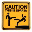 PATCH pvc sparta