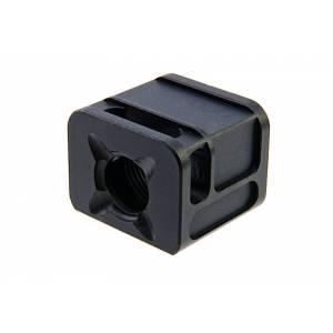Airsoft Surgeon SPARC-M Compensators (14mm CCW) - Black