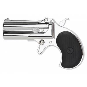 MAXTACT Derringer Double Barrel Silver