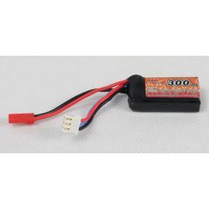 Batterie HPA7.4V 300mAh 35C