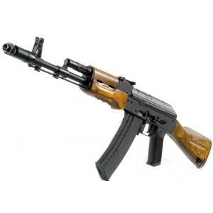 Cyma  AK 74 m  bois viellé et acier complet set(cm048)