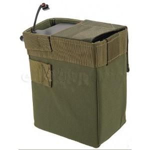 A&K Ammo box pour m60/mk43  éléctrique