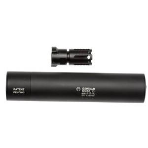 MB silencieux  G5  +cache flamme 14mm-(systeme QD)