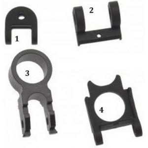Kit pieces  acier  pour  ca/ak m249 serie