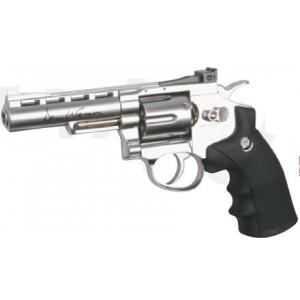 ASG DAN Wesson 4p chromé  tout metal co2