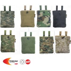 Guarder porte vide chargeur et accessoire  pour gilet  Modulable ou ceinture