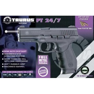 Taurus PT 24/7 culasse métal  co2