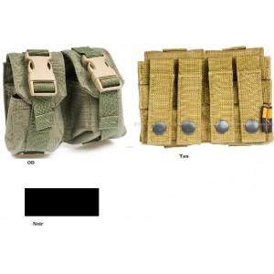 Pantac  double porte grenade 40mm molle