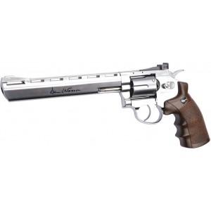 ASG DAN Wesson 8p  chromé tout metal co2