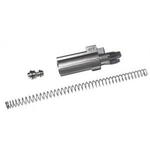 Wii tech kit nozzle alumium cnc complet pour mp7  gaz marui
