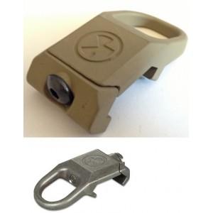 OT attache sangle pour rail  20mm typ madbull