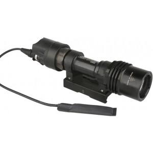 Element  lampe 951b avec switch et  bouton pousoire integré