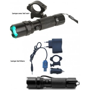 Swiss arms lampe  led rechargeable 150 lumens