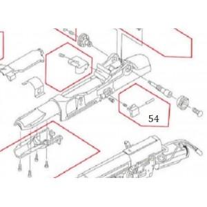 Cyma  cran d'arretoire  culasse  m14 serie  aeg(piece n°54)
