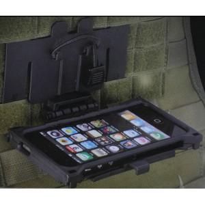 Ermeson support  sur  gilet molle pour  I-phone 5