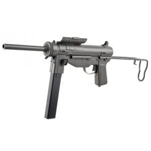 Snow wolf  M3A2 blow back  grease gun corp acier