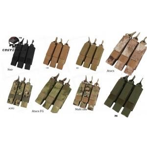 Ermeson porte  chargeur mp5,mp9,mp7,mini uzi pour gilet  Modulable ou ceinture