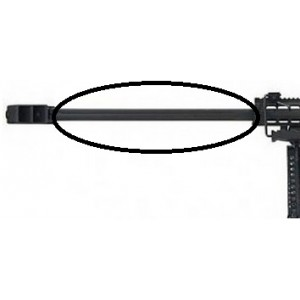 snow wolf  m82 canon externe long