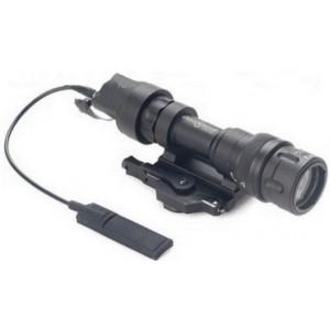Element  lampe 952v avec switch et  bouton pousoire integré