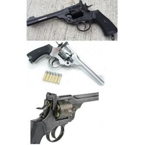 WG Webley MK VI CO2 Break-top Revolver