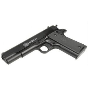 Colt  M1911A1   culasse métal c/c