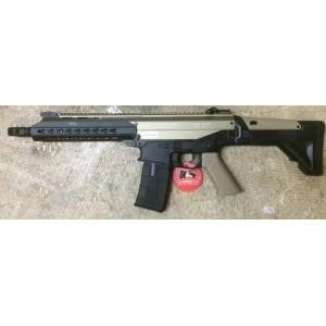 ICS CXP APE  400fps noir/tan
