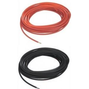 Câble avec section  2.5mm pour gear box aeg  1 metre