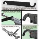 ICS clef de montage/demontage pour delta ring