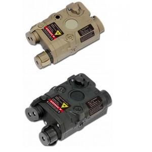 Accu Laser Peq 15 amp;g Gunshop Porte Boitier G Avec Rouge 6gbfY7y