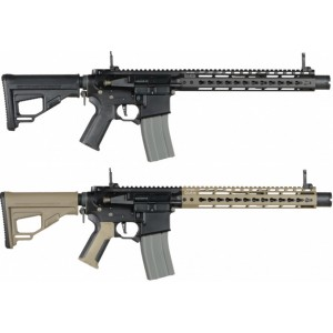 ARES M4 KM Assault Rifle - KM12  avec gear box EFCS