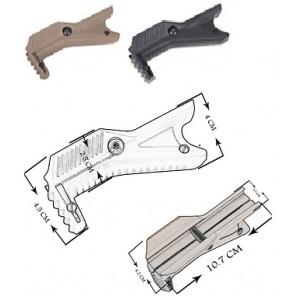 BD Cobra Tactical Fore Grip pour rail 20mm