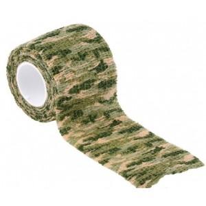 Ruban camo  vert d'herbe
