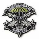 OT patch USAF avec velcro