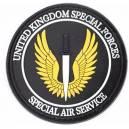 OT patch PVC united kingdom specail forces avec velcro