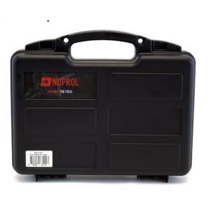 NUPROL Mallette Noire 31 X 25 X 8cm