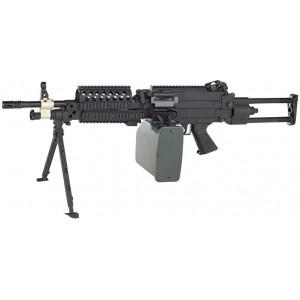 Cybergun FN minimi MK46  avec ammo box complet set