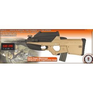 Cyergun FN 2000 TAN  avec lunette integré