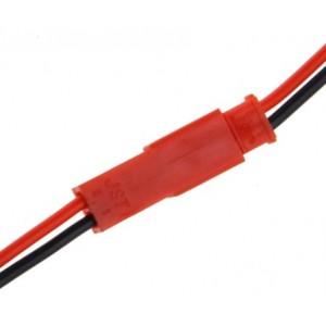 OT fiche mini connecteur male et femelle avec 15cm fil