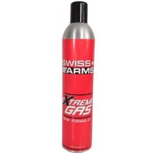 Bouteille de gaz SWISS ARMS Extreme 760 ml