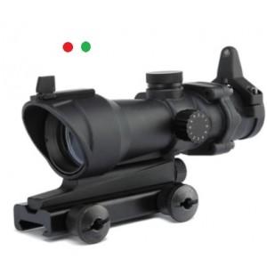 OT  Visée point rouge/vert type ACOG 1x32mm